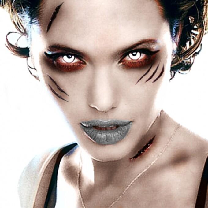 femeie zombie