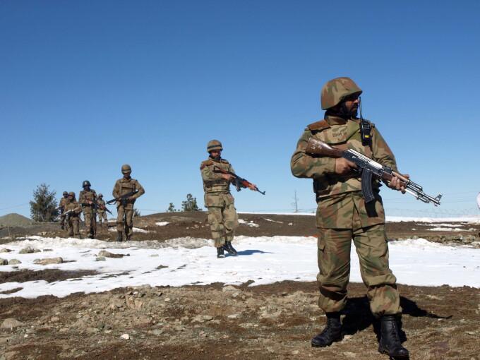 soldati Pakistan