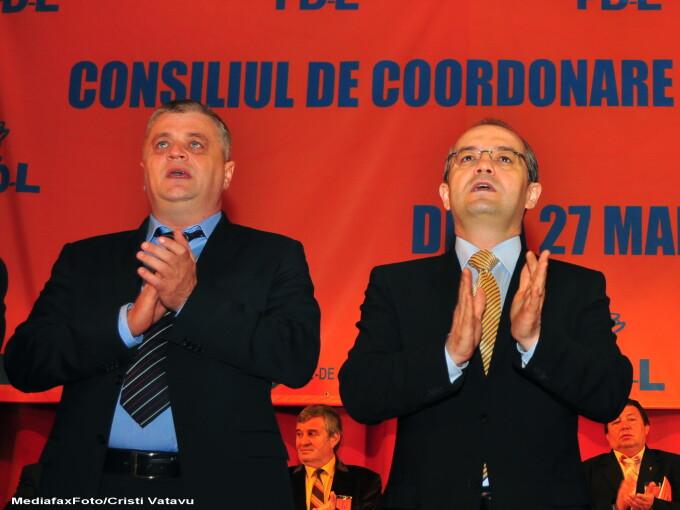 Dorin Gligor si Emil Boc