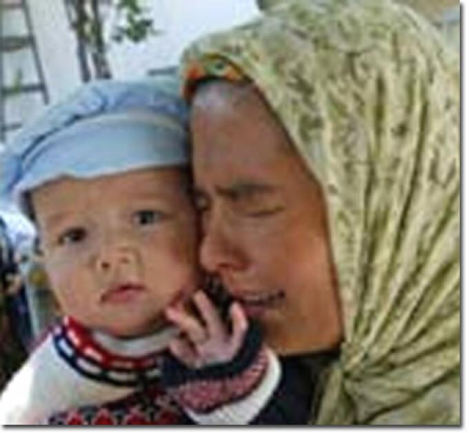 Femeie din Uzbekistan
