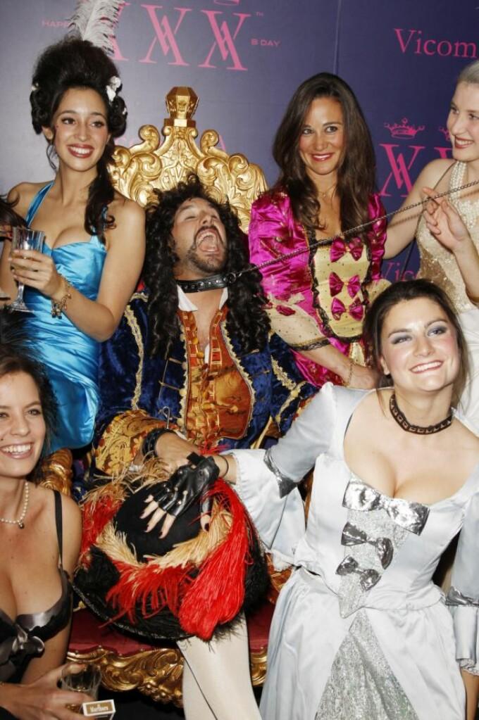 petrecere Pippa