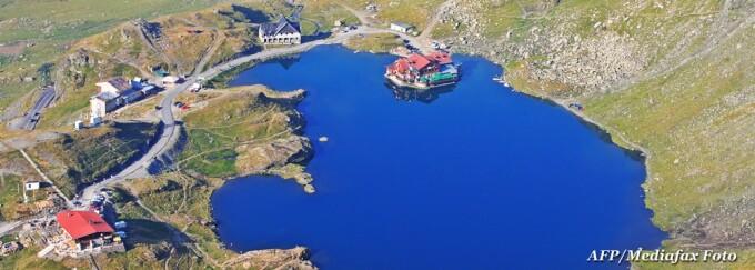 Lacul Balea, Fagaras, Transfagarasan