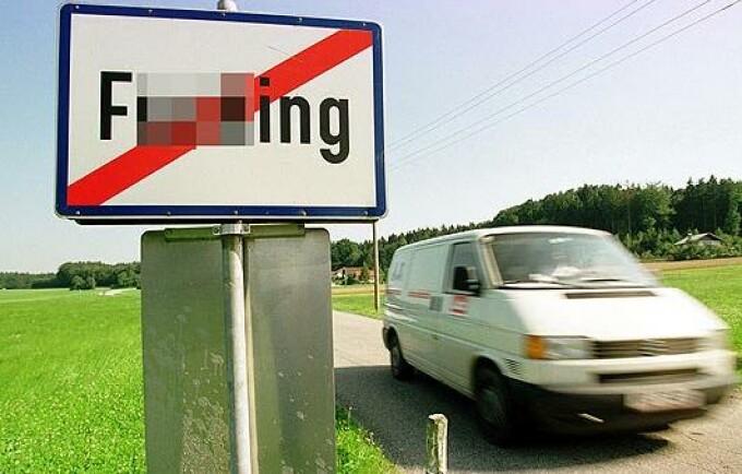 satul Fucking din Austria