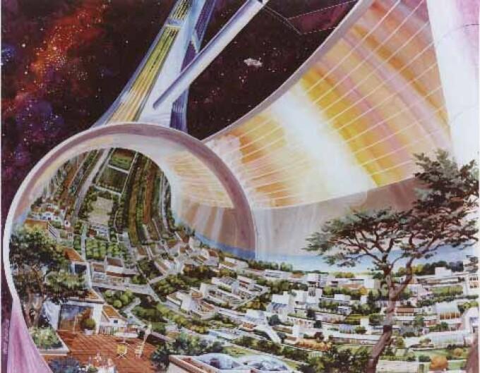 NASA Space Settlement