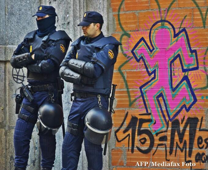 politisti spanioli