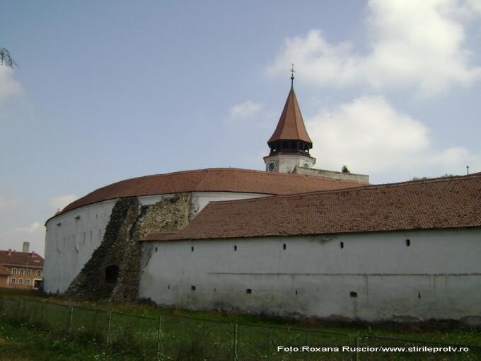 cetatea si biserica fortificata de la Prejmer - 2