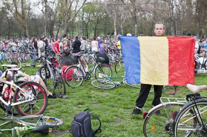 biciclisti, romania, budapesta