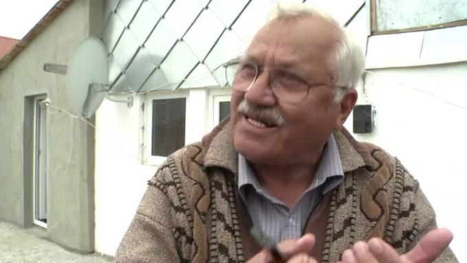 Vasile Alexandru, administratorul caminului