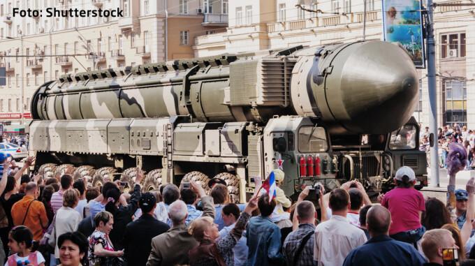 arme nucleare Rusia
