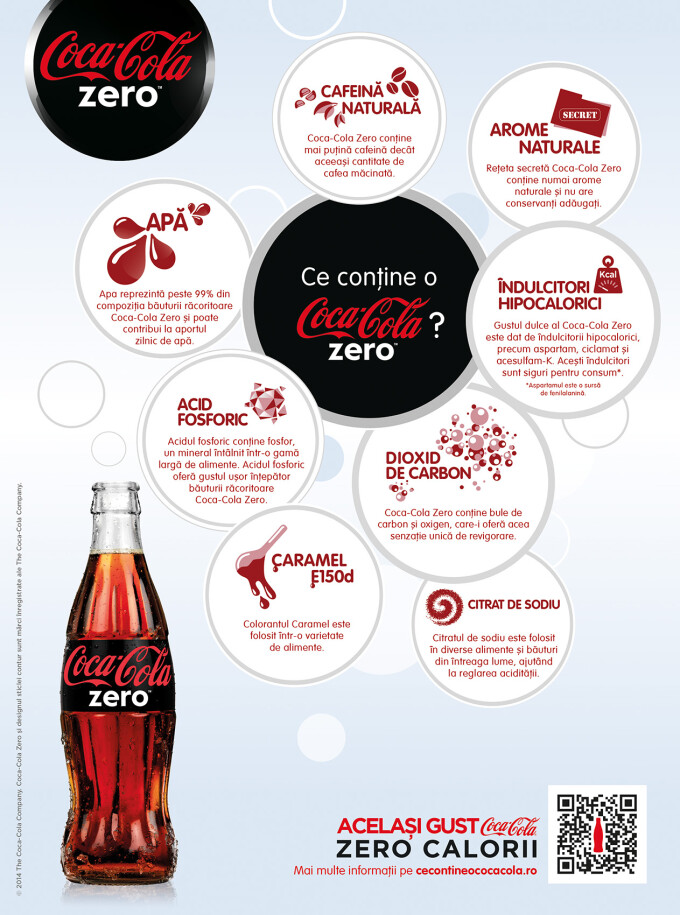 advertorial, Coca Cola