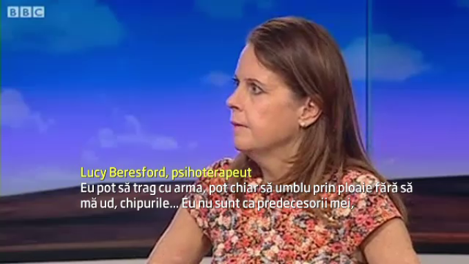 Lucy Beresford