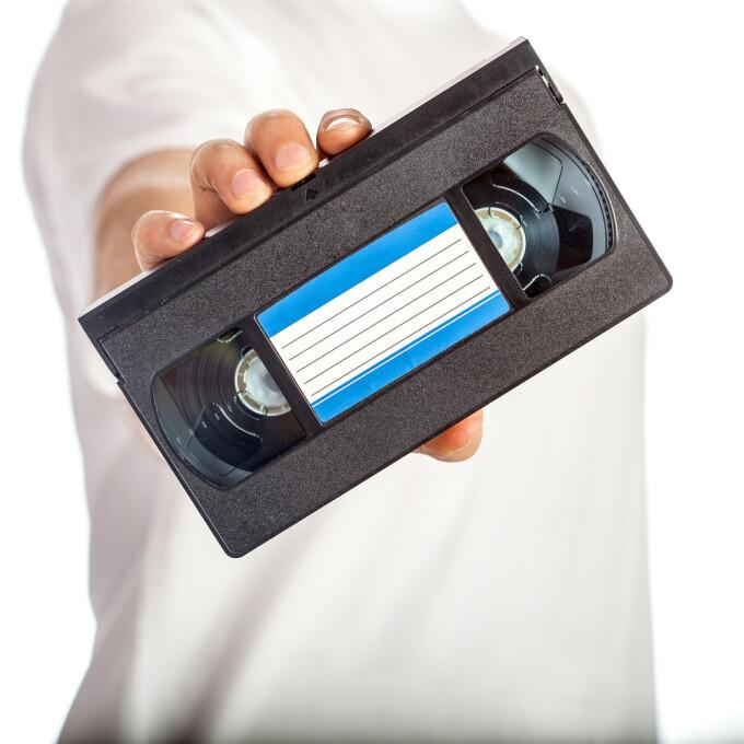 caseta VHS