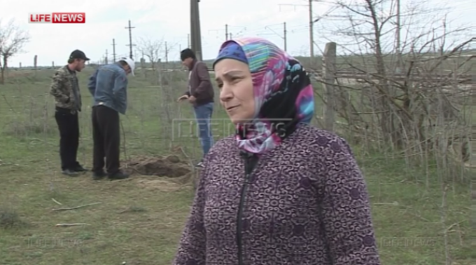 Cercetare Femeie rusa musulmana pentru nunta