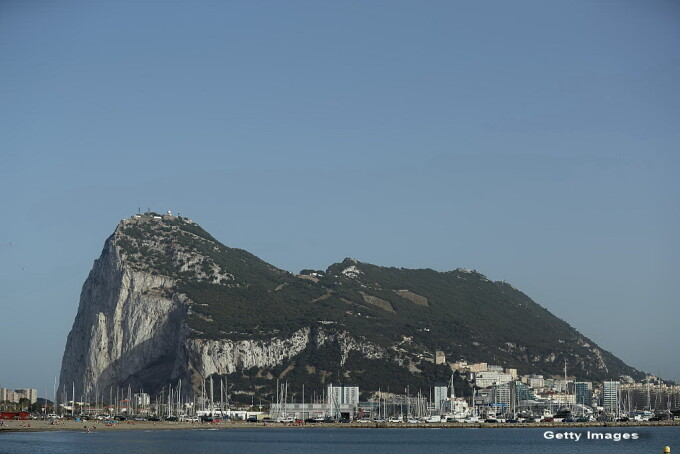 Gibraltar - getty