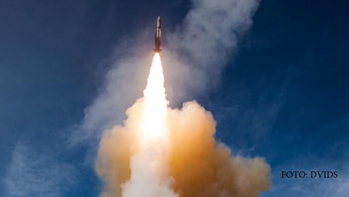 lansare racheta Aegis