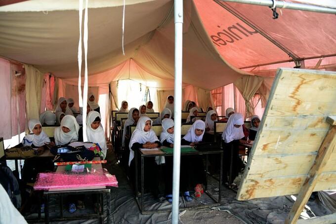Eleve afgane