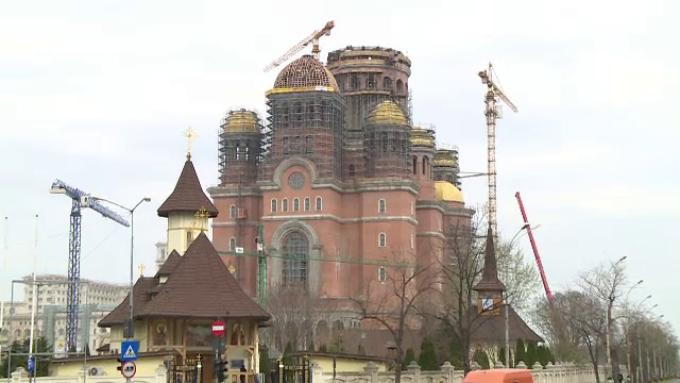 Peste 4 milioane de euro din bugetul Capitalei merg la Catedrala Mântuirii Neamului