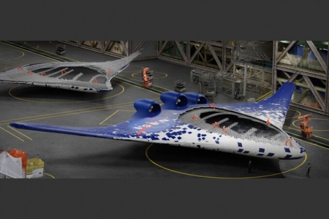 Avionul viitorului. NASA a creat aripi ultra-flexibile care își pot schimba forma în zbor - 2