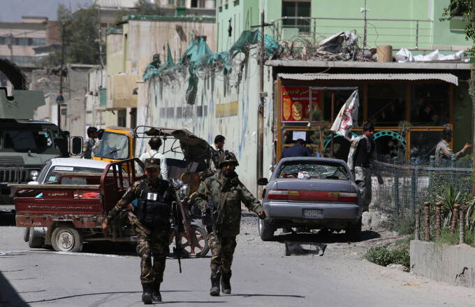 Explozii puternice în Afganistan - 1