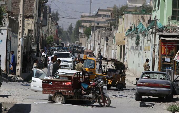 Explozii puternice în Afganistan - 2