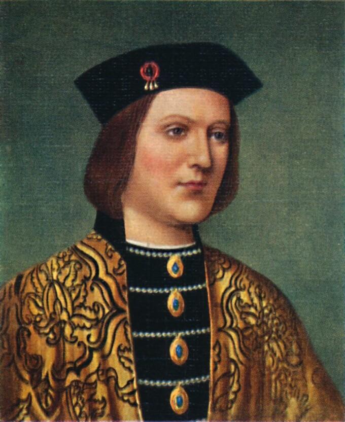 Regele Eduard al IV-lea
