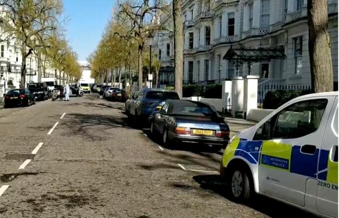 Focuri de armă la Londra
