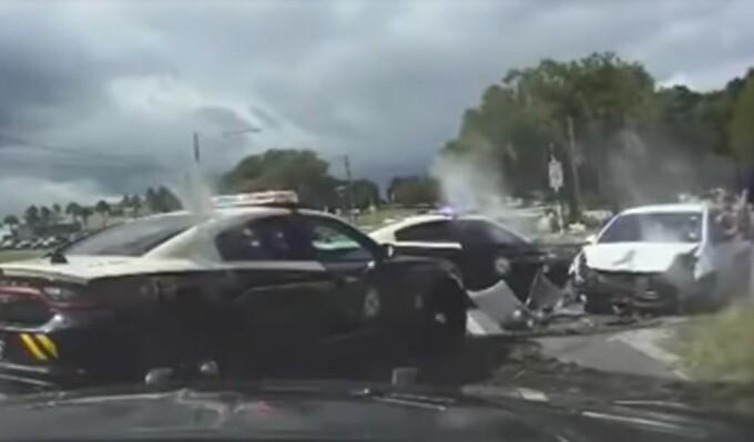 3 tinere au pus pe jar polițiștii din Florida