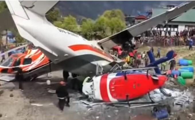 Accident mortal pe unul dintre cele mai periculoase aeroporturi din lume
