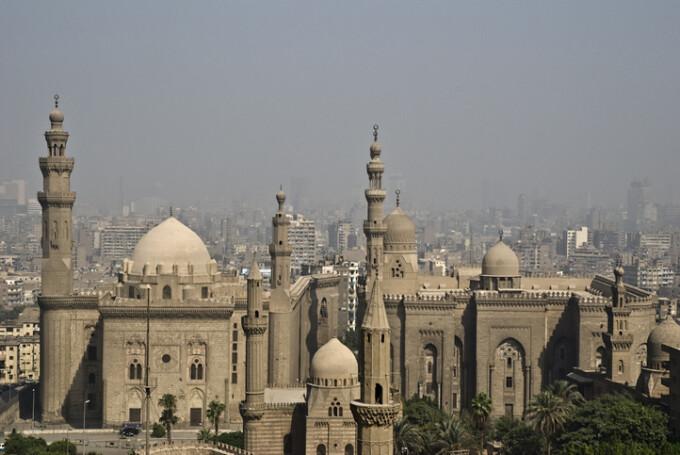 moscheea al-Azhar din Cairo