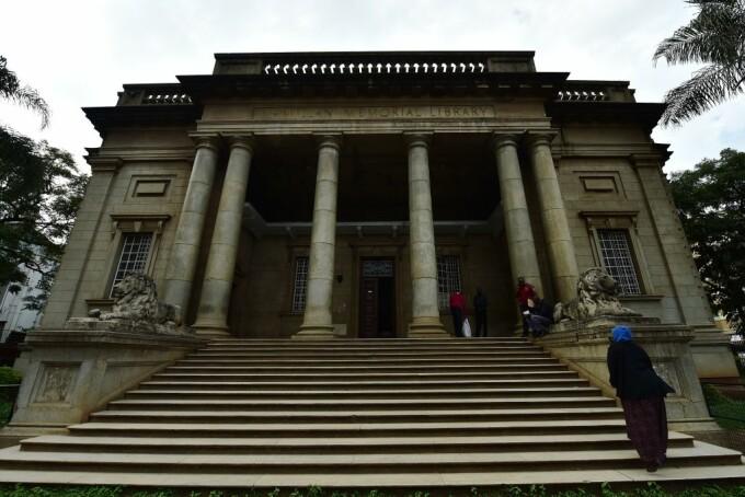 muzeu kenya