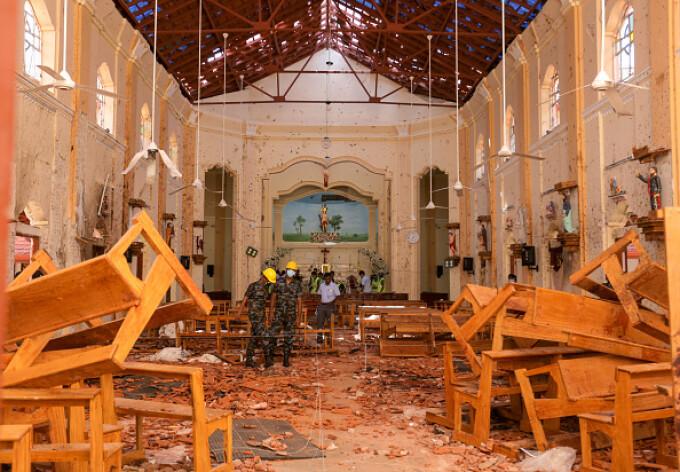 explozie, bomba, sri lanka, colombo, atac terorist, atentate, biserici,