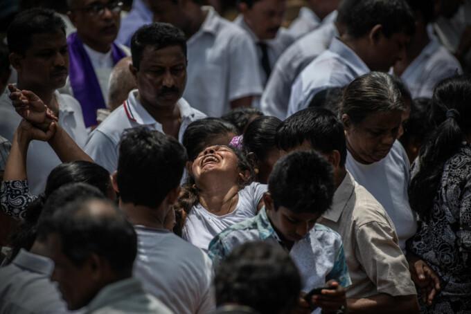 Atacul din Sri Lanka