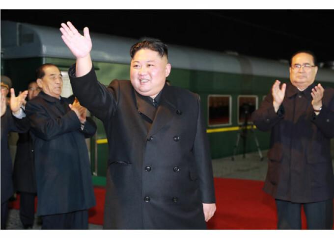 Kim Jong-un la vizita in Rusia
