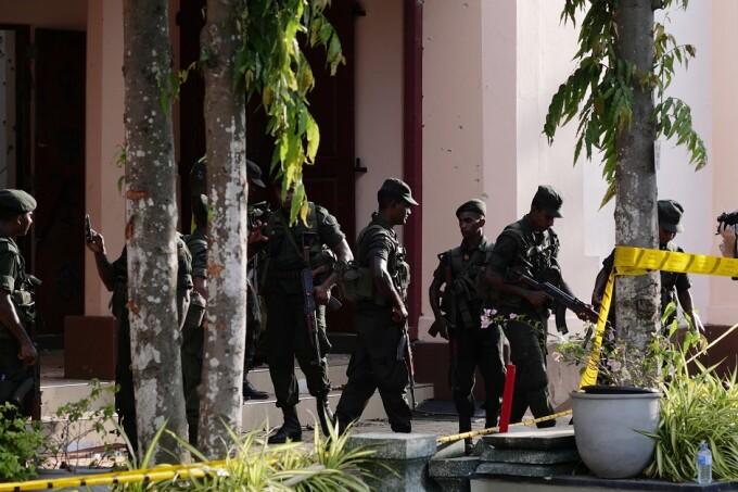 Ancheta dupa atentatul din Sri Lanka