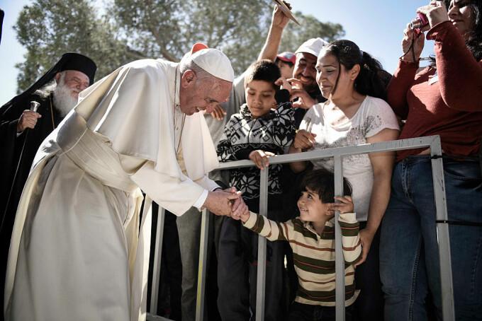 Papa Francisc, migranti