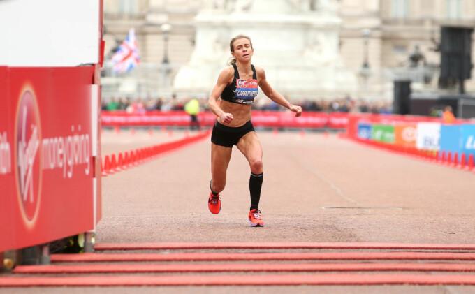 Sportiva maraton Londra - 2