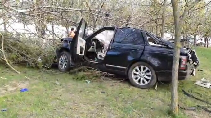 Razvan Ciobanu accident