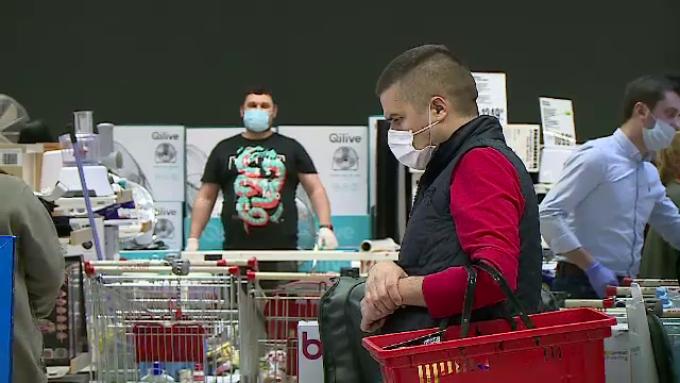vești proaspete în comerț)