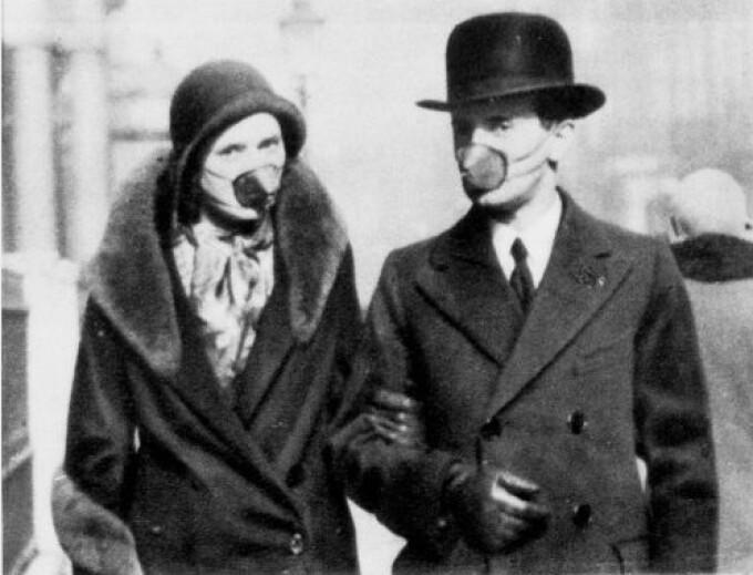 Gripa spaniola