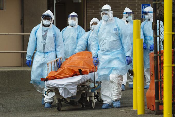mort de coronavirus