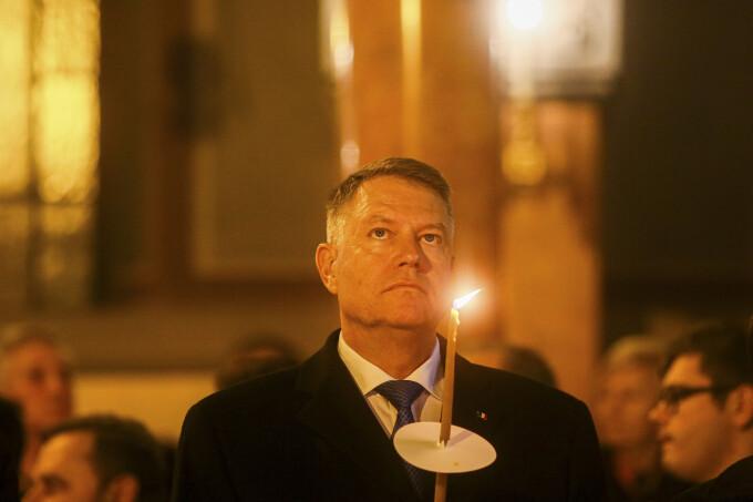 Ce a transmis românilor de Paște președintele Klaus Iohannis