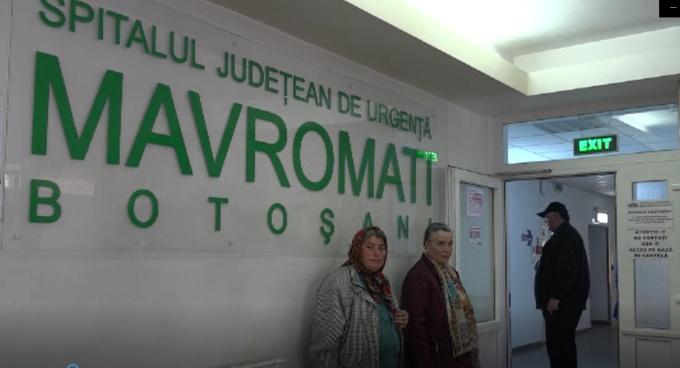 Spitalul din Botoșani