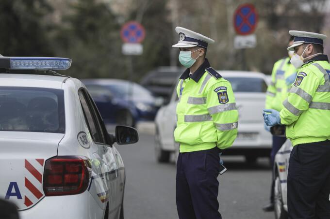 Sute de polițiști infectați cu coronavirus. MAI, acuzat că ține ascuns numărul cazurilor