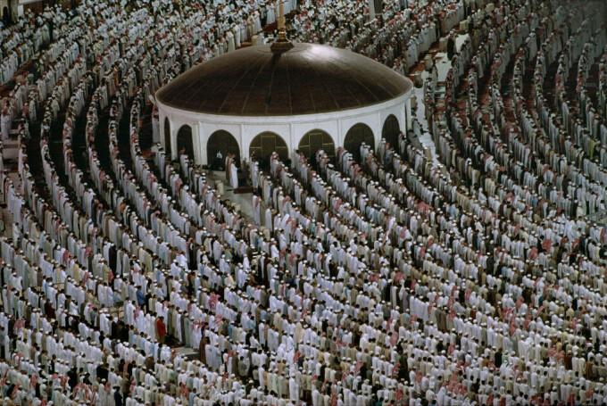 Mecca, pelerinaj
