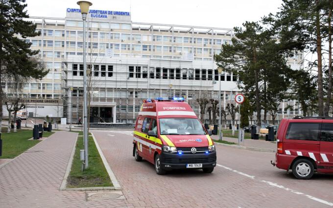 Spitalului Judeţean de Urgenţă Suceava