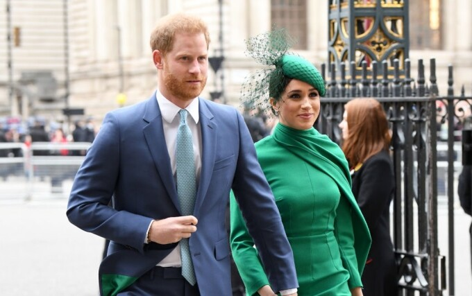 Prințul Harry și soția, Meghan, sa i-au adus un omagiu virtual prințului Philip