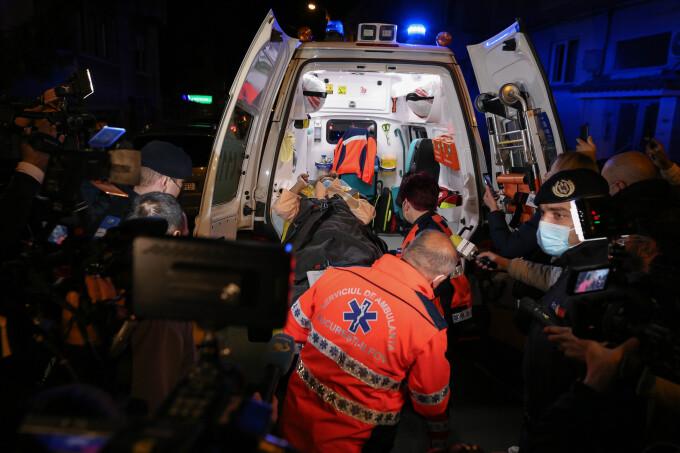 USR PLUS cere demiterea șefilor Administrației Spitalelor și a Spitalului Foișor, după scandalul mutării pacienților