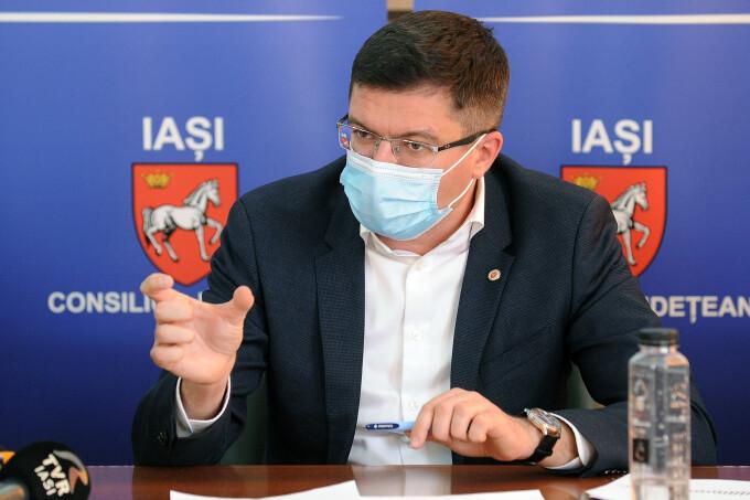 De ce nu poate fi redeschis spitalul de la Lețcani. Costel Alexe: medicina nu poate fi practicată