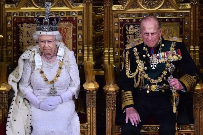 Regina Elisabeta și Prințul Philip