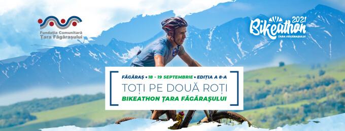 10 proiecte la Bikeathon Țara Făgărașului, ediția a VIII-a
